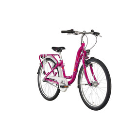 "Puky Skyride Light 24"" Childrens Bike 3-speed pink"
